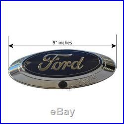 Vardsafe Reverse Backup Camera & Rear View Mirror Monitor for Ford Ranger