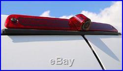 Volkswagen Crafter Mercedes Sprinter Van Brake Light Rear View Reverse Camera