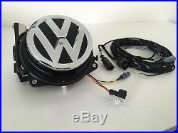 Volkswagen Rückfahrkamera GOLF 7 VII Composition Media Discover PRO VW Emblem