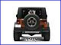 (WRANGLER) Alpine Spare Tire Rear View Camera & Light System 2007-2018 Jeep JK