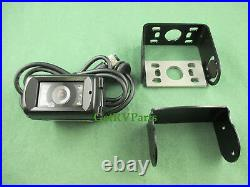 Weldex WDRV-7925C-LK Compact IR LED Rear View Color Camera Black