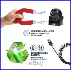 Wi-Fi Rear view Camera RVS-83112-WIFI Backup rechargeable safety recorder