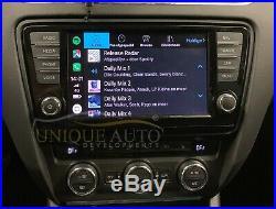 Wireless CarPlay SKODA MIB 1/MIB 2 OCTAVIA Navigation Reverse Camera Retrofit