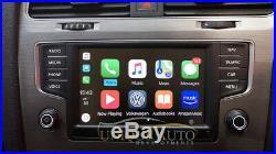 Wireless VW Golf MK7 MIB1/2 Wireless CarPlay Navigation Reverse Camera Retrofit