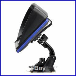 XGODY 7 8GB Bluetooth Car Van GPS Navigation with Wireless Rear View Camera POI
