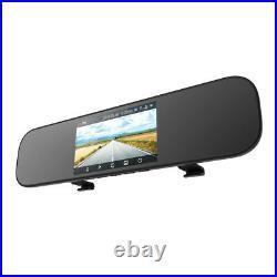 Xiaomi Mijia Smart Rearview Mirror IPS Car DVR Camera 2Way Record Voice Control