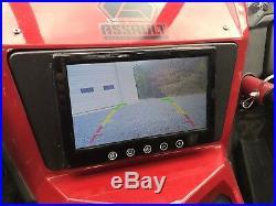 Yamaha YXZ 1000r RearviewithBackup Camera Kit UTV Electronic Rear View Mirror